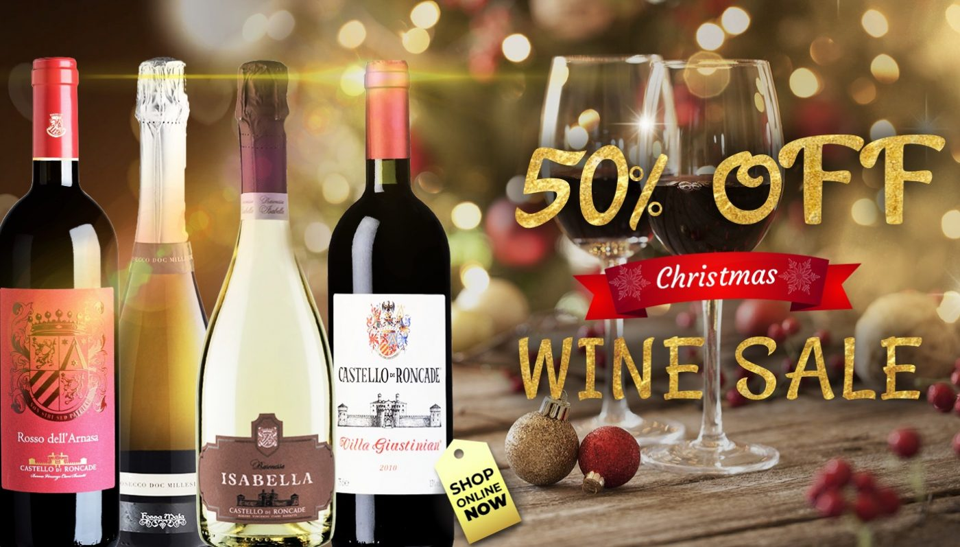 christmas wine sale hong kong