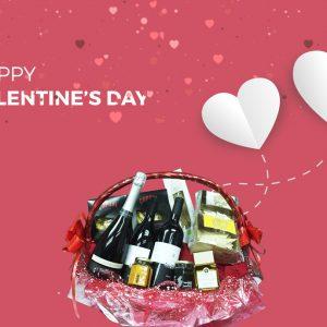 Valentines Day Hampers