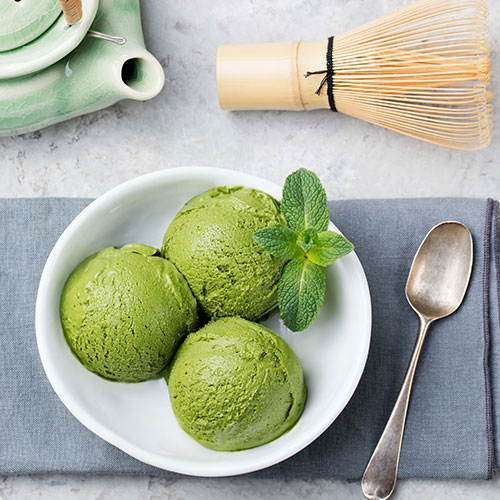 Italian Gelato Green Tea